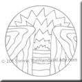 April 2013 Mandala of the Month
